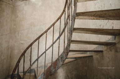 Treppe-Lostplace