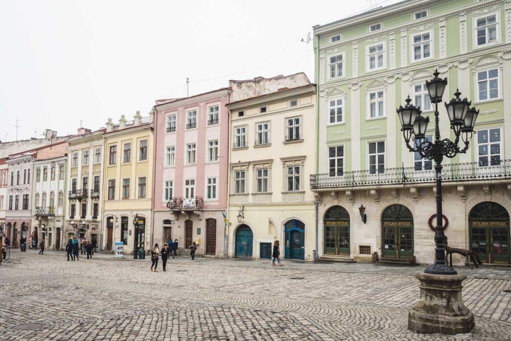Altstadt Lviv / Lemberg