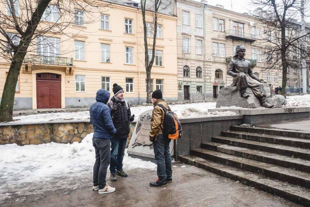 Lviv Buddy