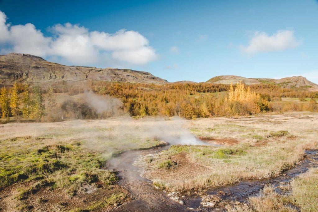 Reisezeit Island im Oktober