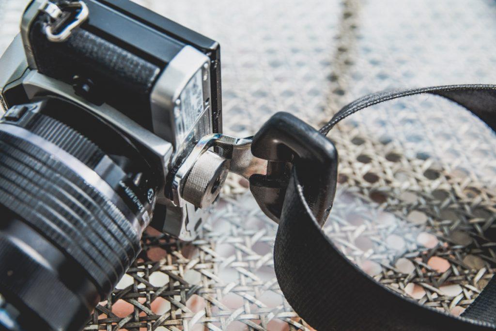 Autogurt als Kameraband