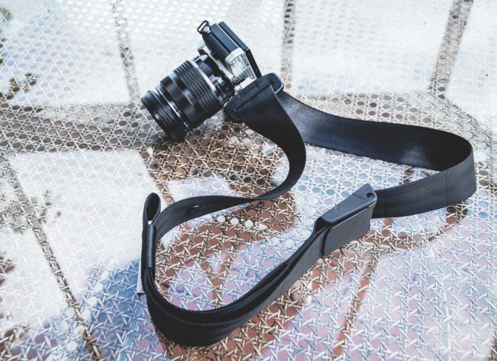 Kameraband und Fixlock