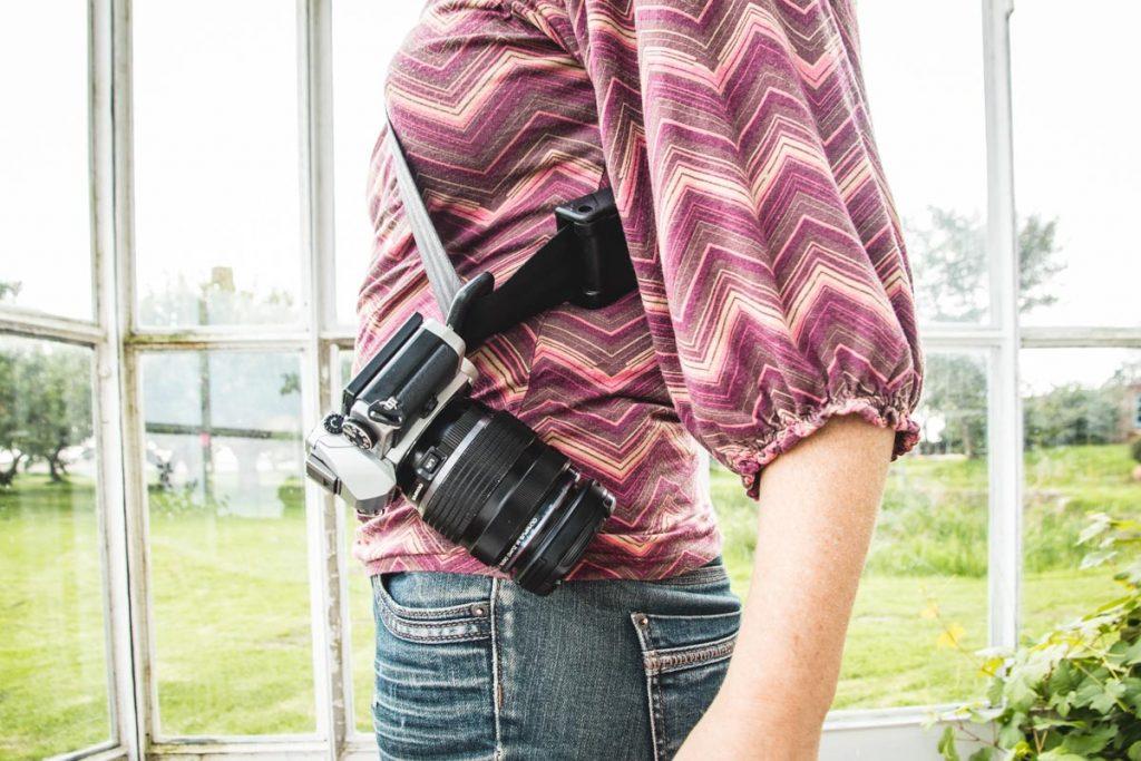Kamera-Tragesystem