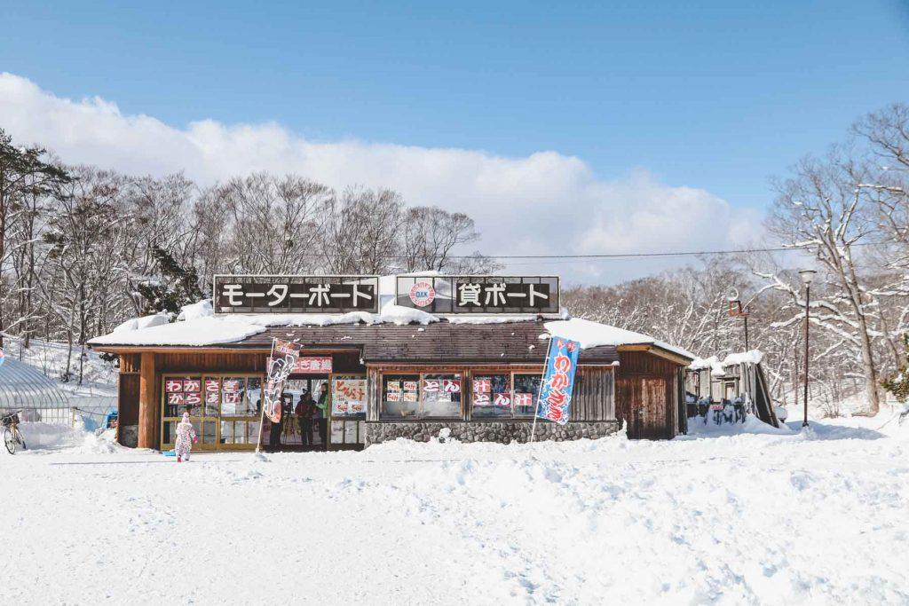 Hokkaido im Winter