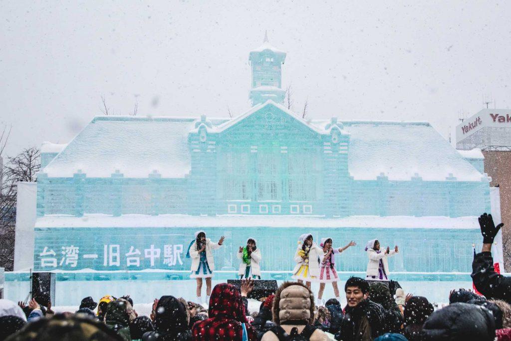 Sapporo Schneefestival