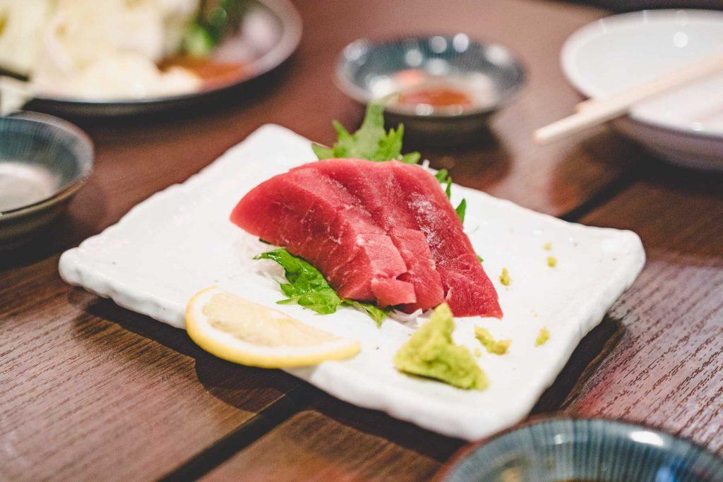Sashimi Hokkaido