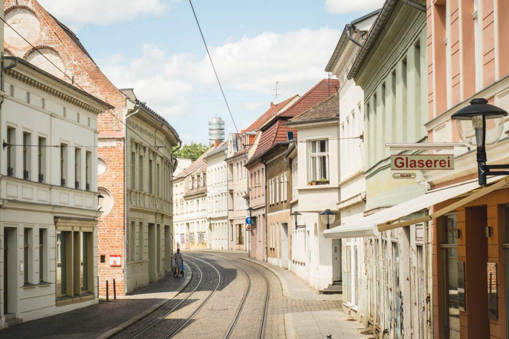 Barock-Häuser in Brandenburg