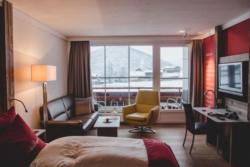 Zimmer Haubers Alpenresort