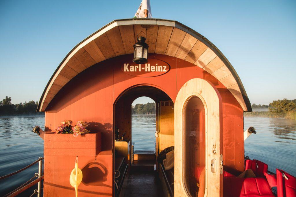 Hausboot Kalle
