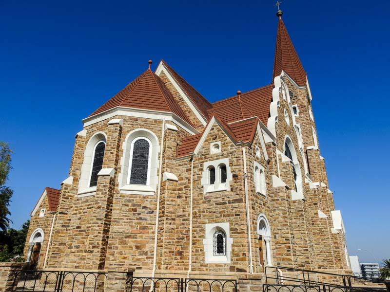 Christuskirche Windhoek, Namibia