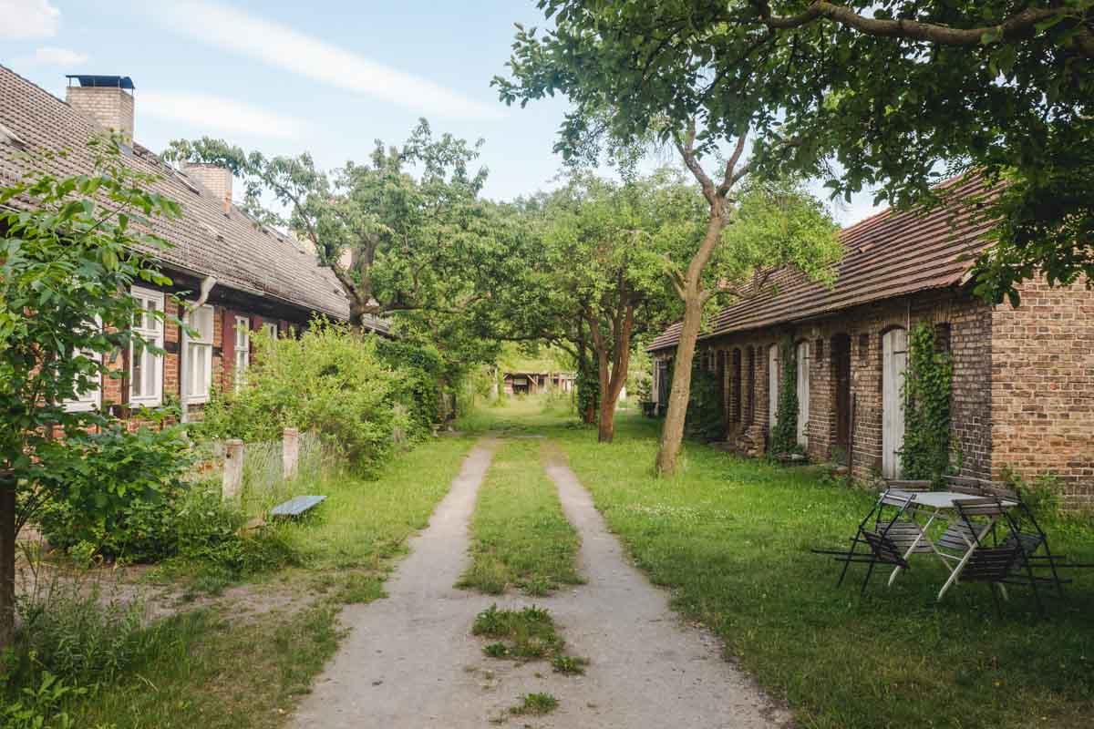 Landhäuser mit Fachwerk