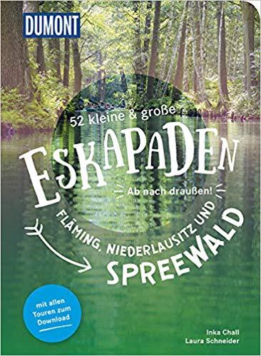 Cover 52 Eskapaden Spreewald, Fläming, Niederlausitz