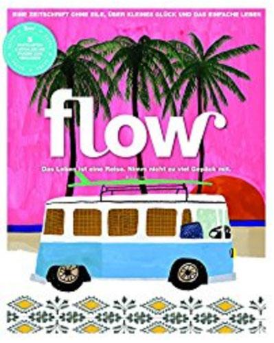 Titelbild Flow-Magazin