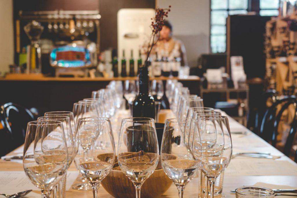 Wein-Tasting