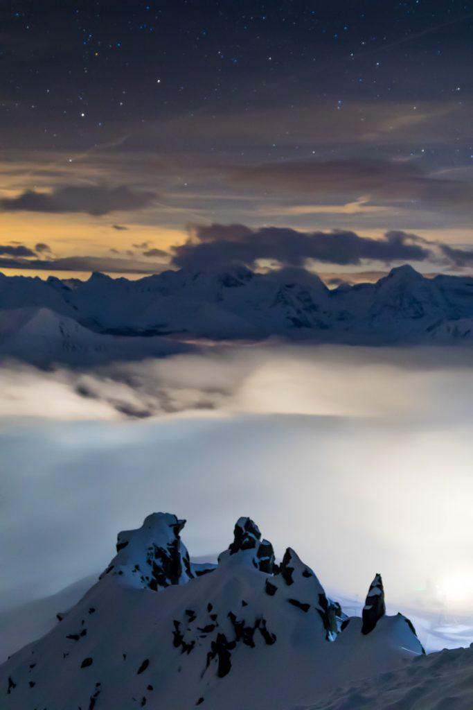 Fieschertal Schweiz