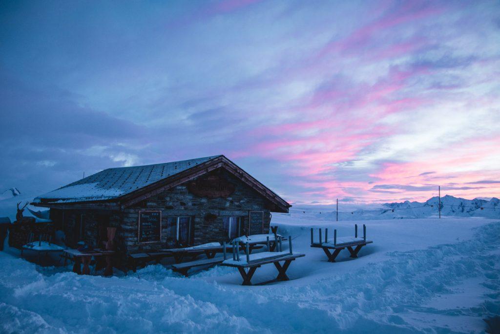 Sonnenaufgang-Eggishorn