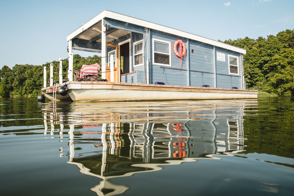 Bunbo - Hausboot-Urlaub