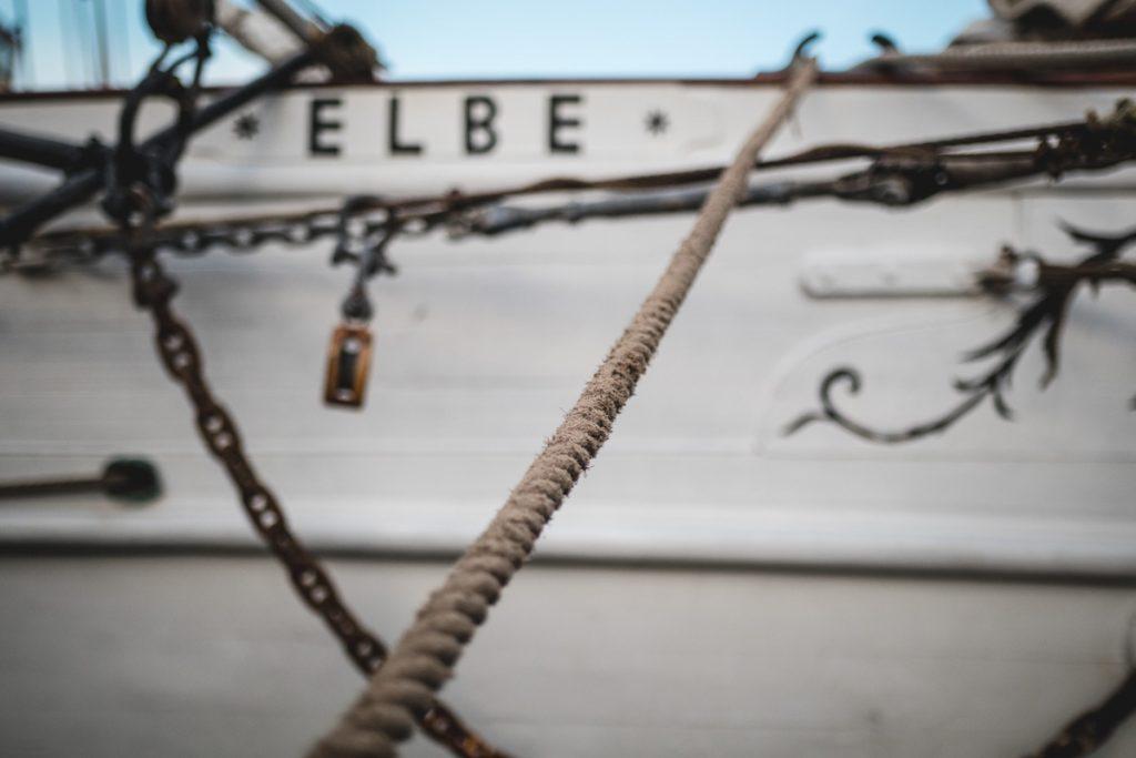 Schiff Elbe