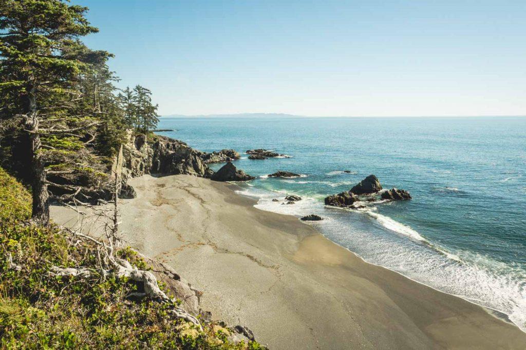Küste Vancouver Island