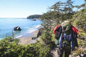 Der West Coast Trail: Kanadas berüchtigter Fernwanderweg