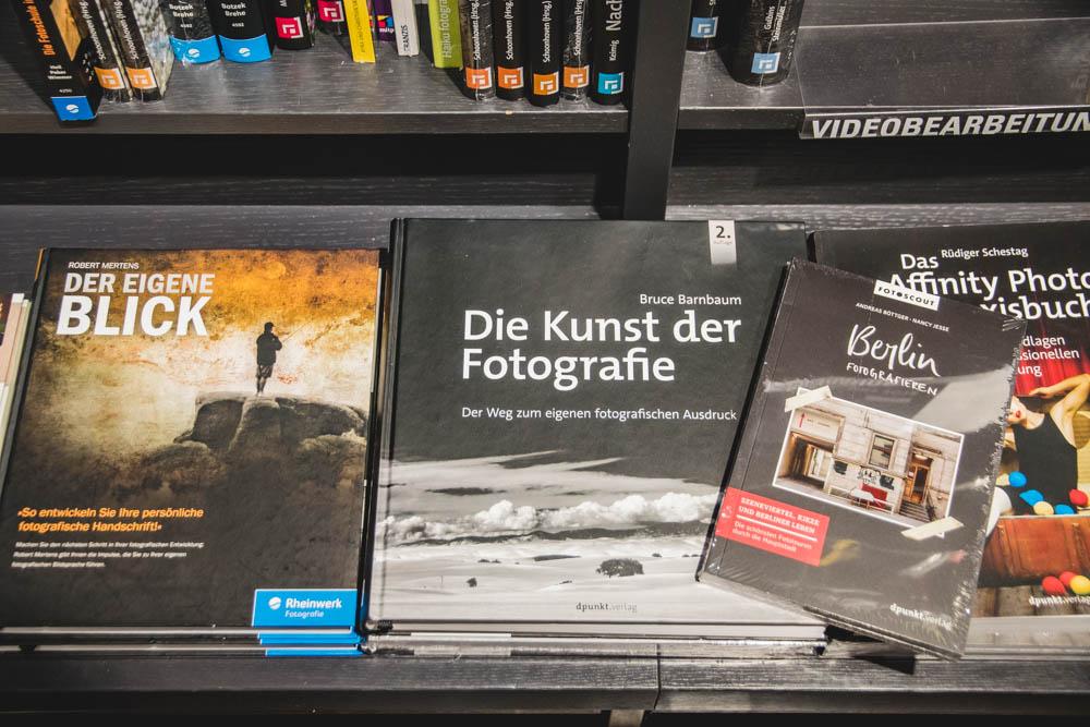 Fotografie-Bücher