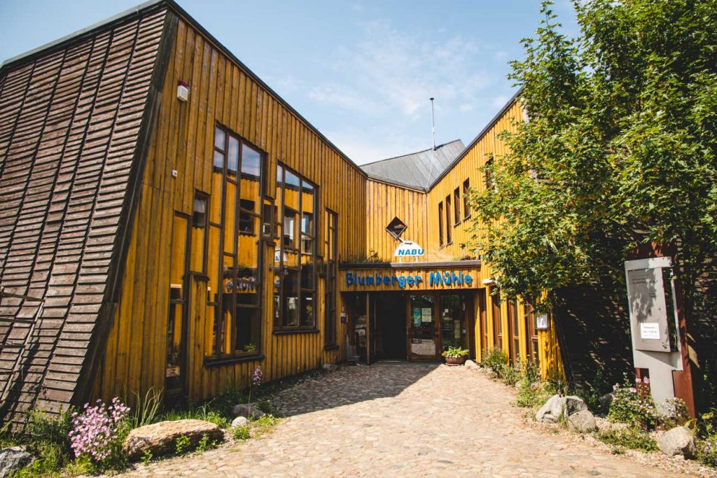 Blumberger Mühle