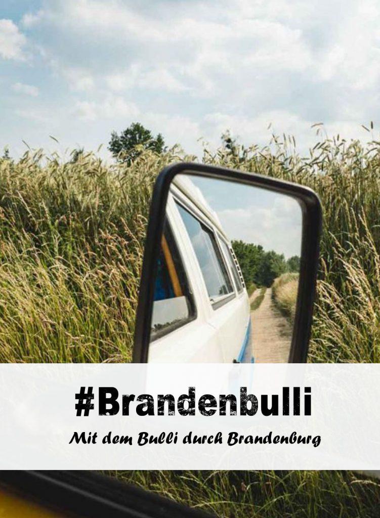 Unterwegs mit dem #Brandenbulli durch Brandenburg