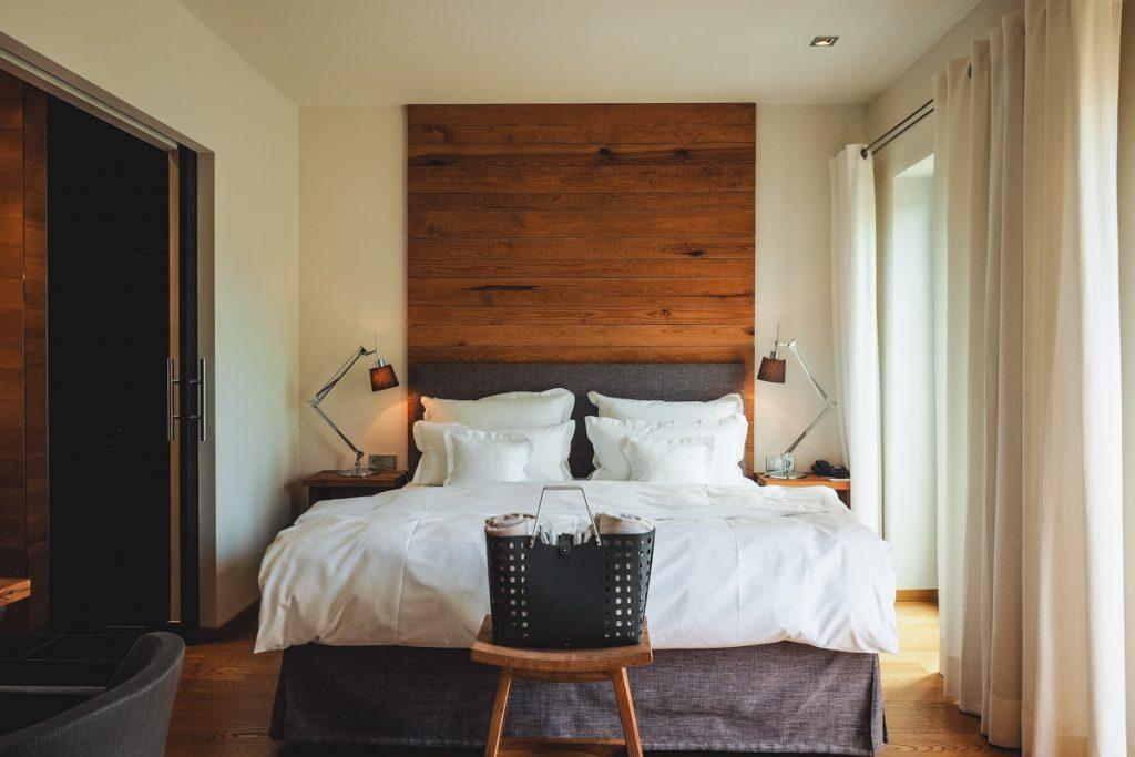 Doppelbett Strandhaus Resort
