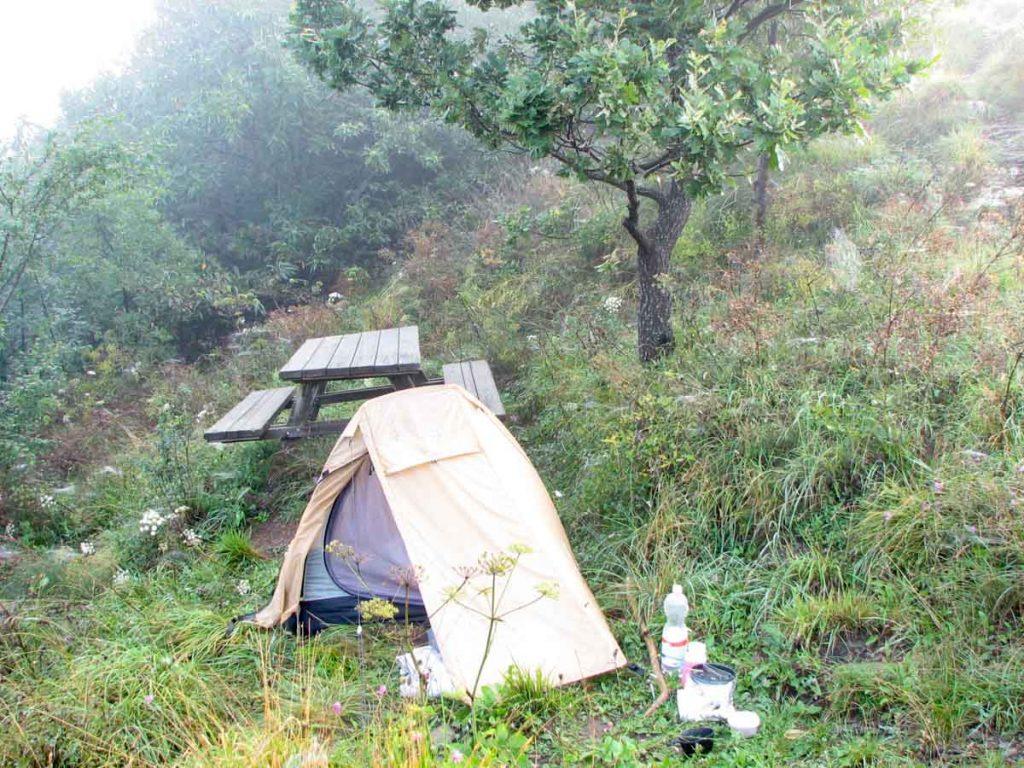 Höhenweg Ligurien