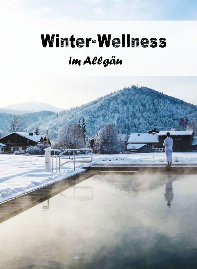 Winter-Wellness im Allgäu