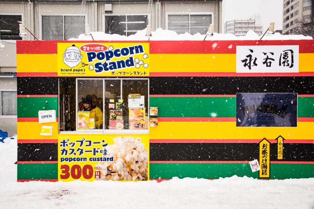 Popcornstand Japan