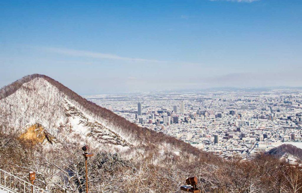 Sapporo Stadt