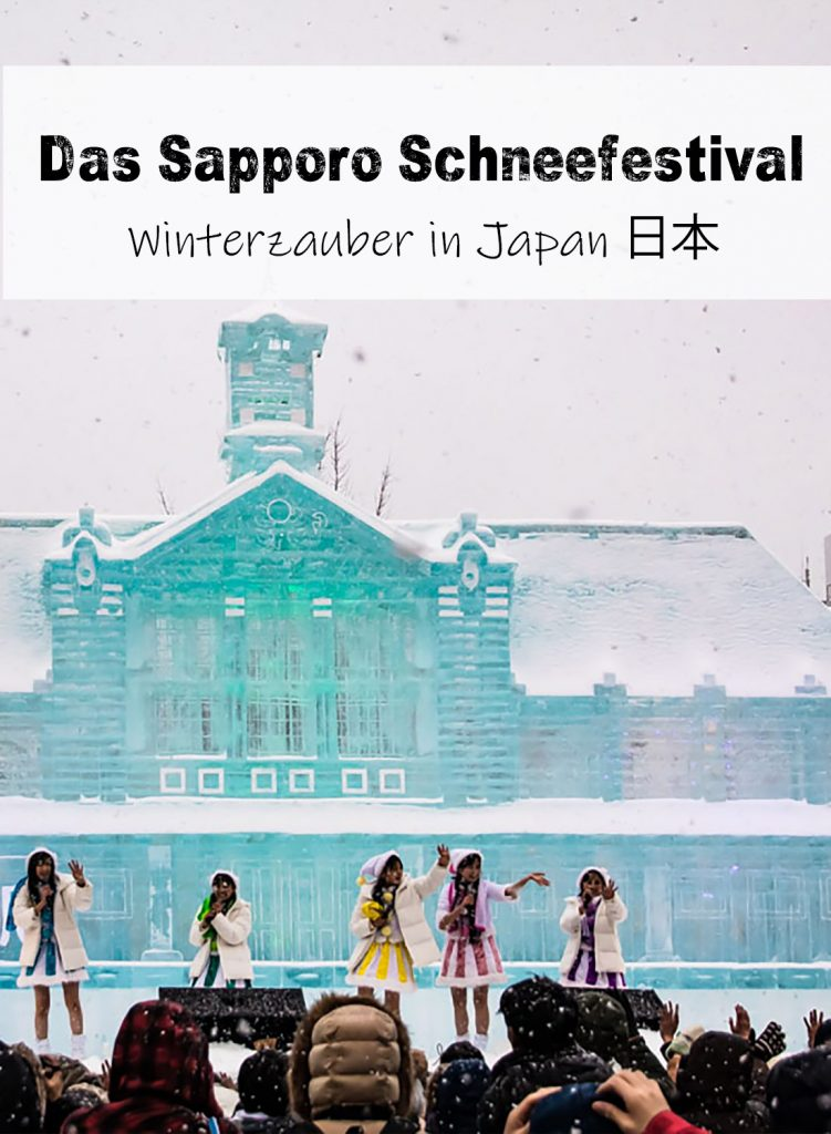 Pin Sapporo Schneefestival