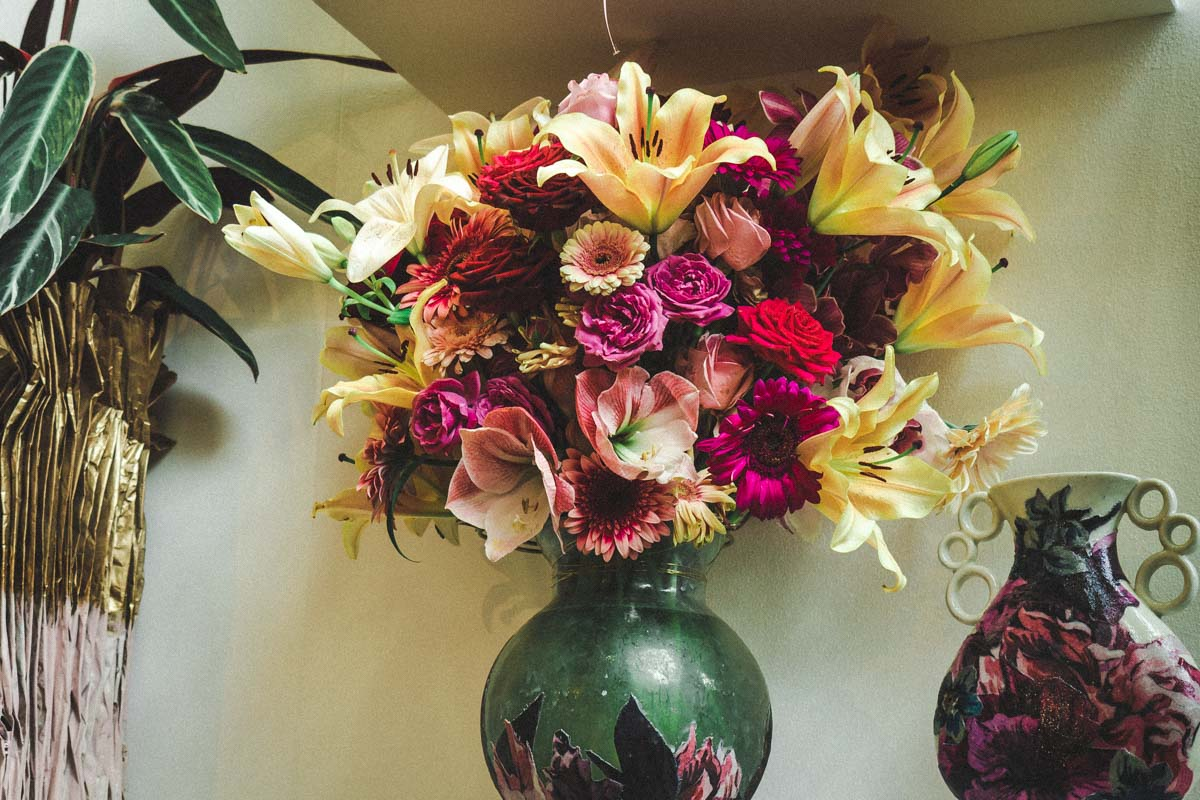 Blumenstrauß Ökobilanz