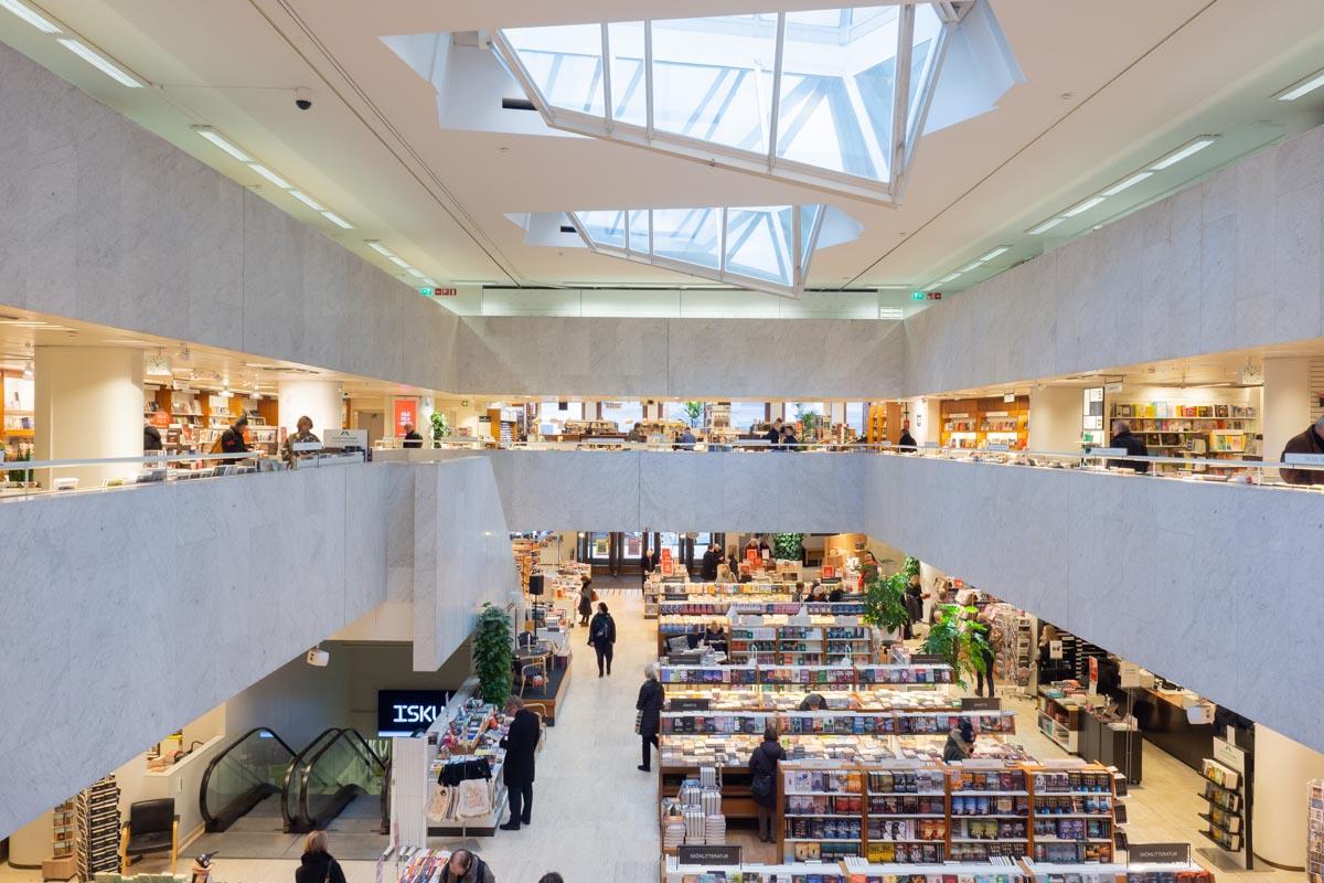 Academic Bookstore Helsinki