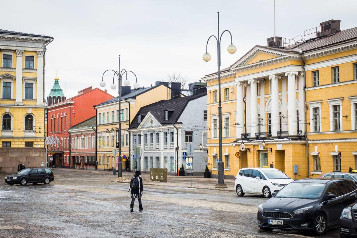 Domplatz Helsinki