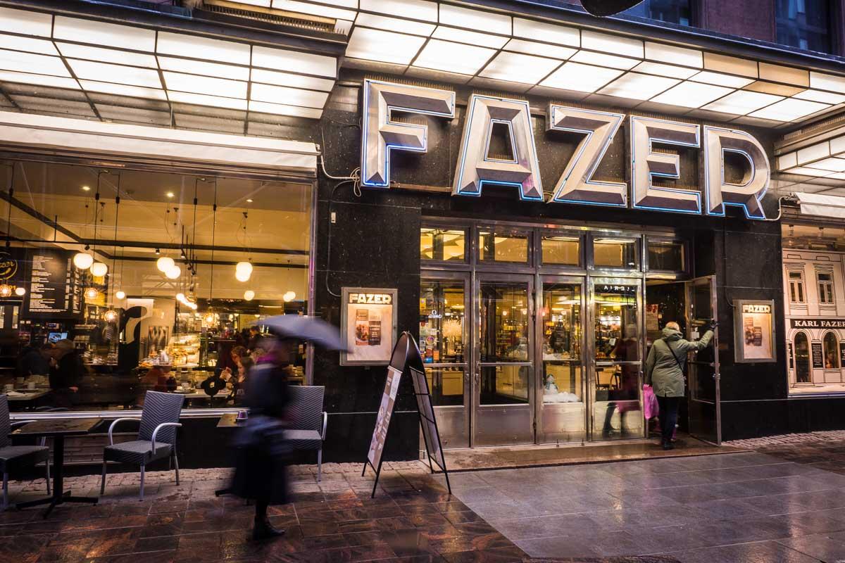 Carl Fazer Café