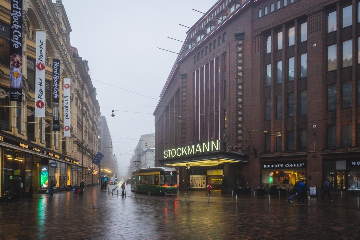 Kaufhaus Stockmann Helsinki