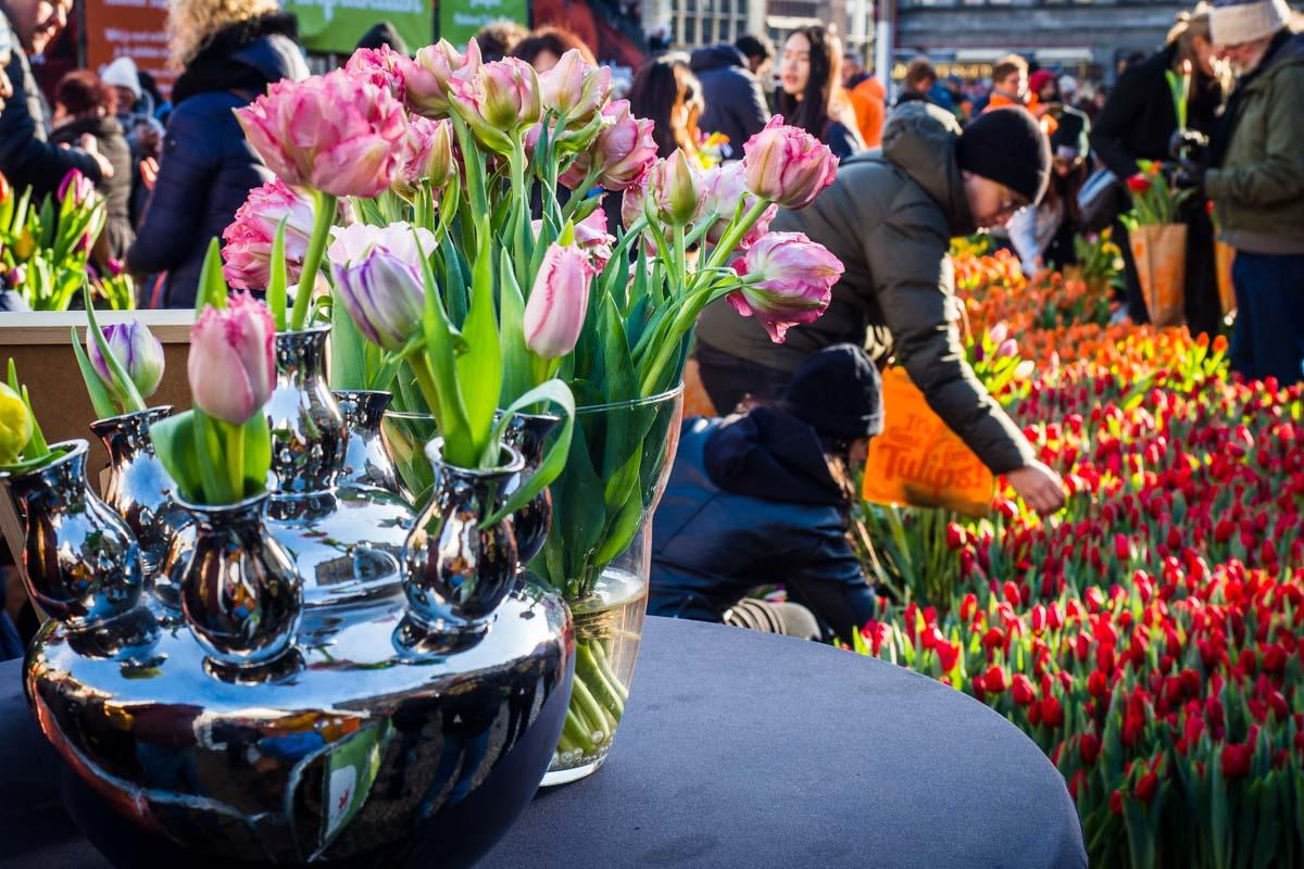 Tulpenvase Niederlande