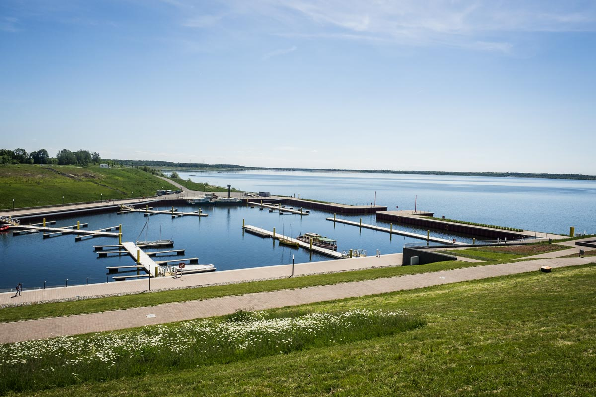 Hafen Großräschener See