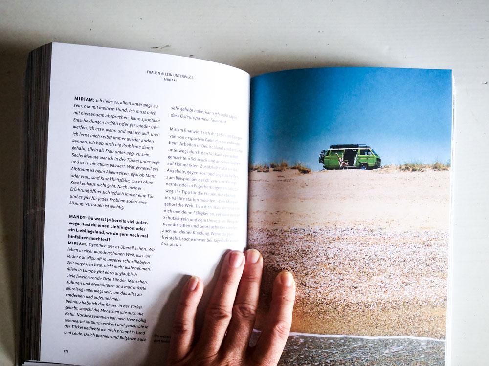 Vanlife Buch
