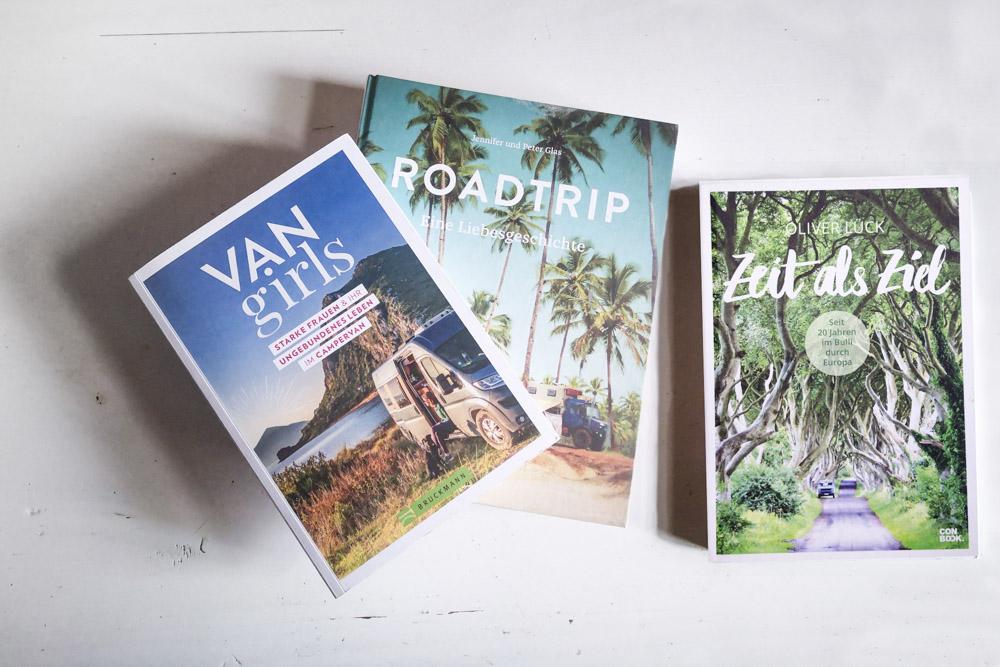 Lieblingsbücher Vanlife – mit Buchverlosung! | blickgewinkelt