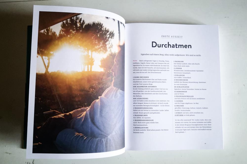 Buch Roadtrip Reisedepeschen