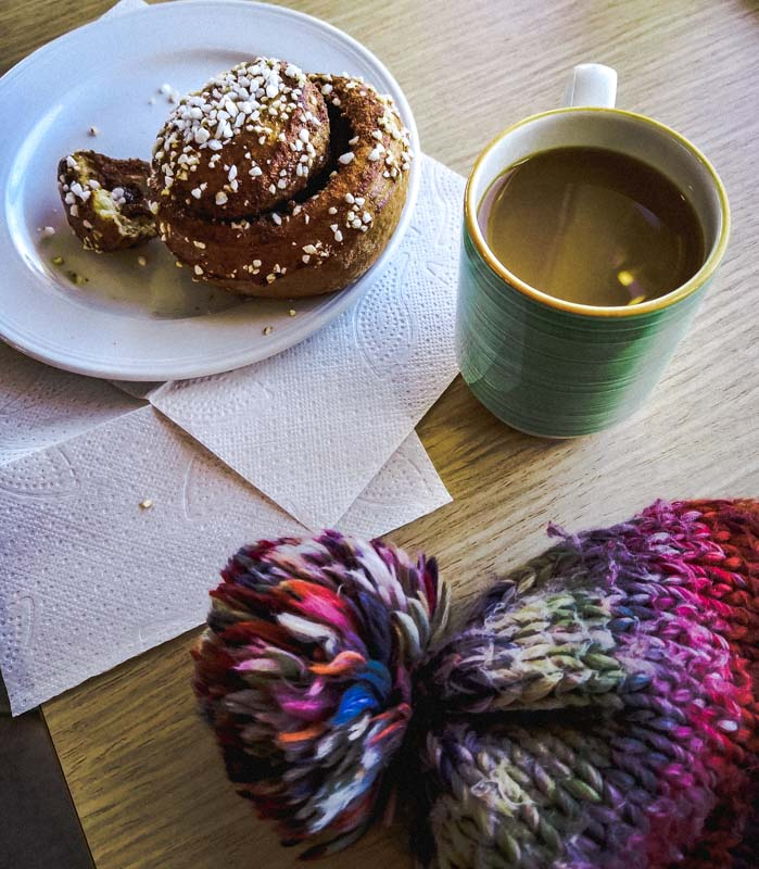 Kaffeepause, Fika, in Finnland