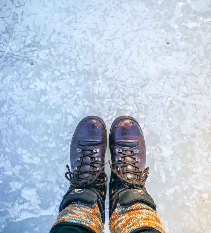 Eisschlittern
