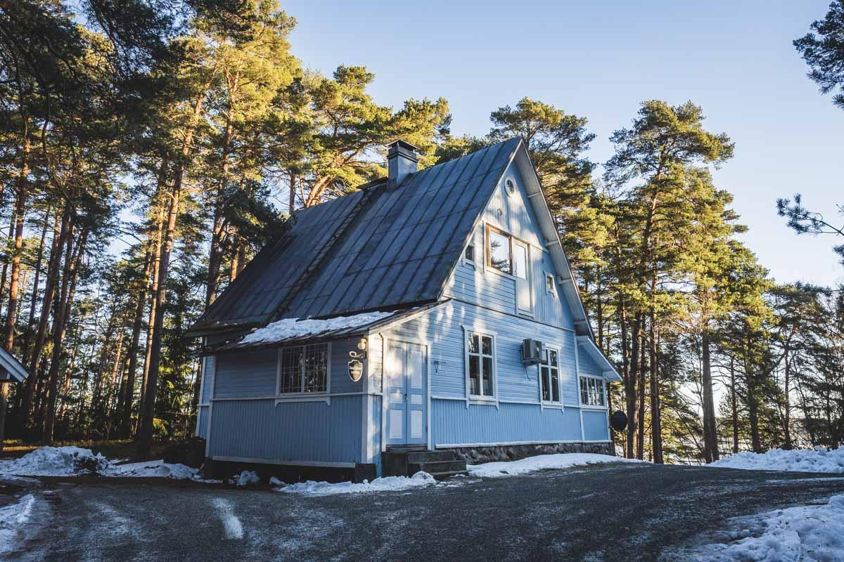 Villa Naugo Südfinnland