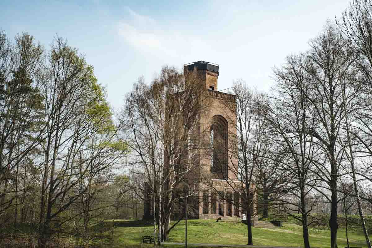 Bismarckturm Burg im Spreewald