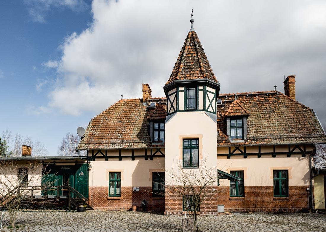 Spreewaldbahnhof Straupitz