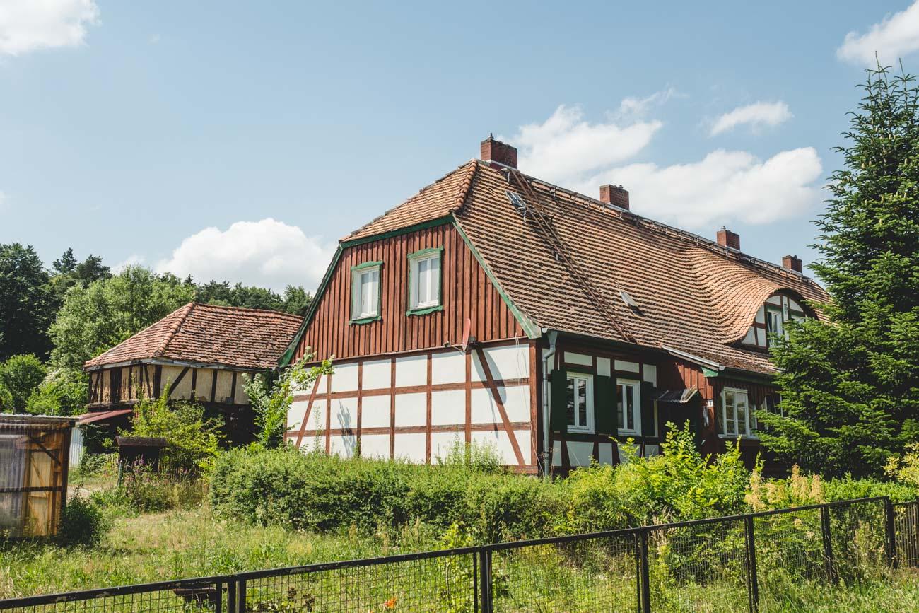 Fachwerkhaus Brandenburg