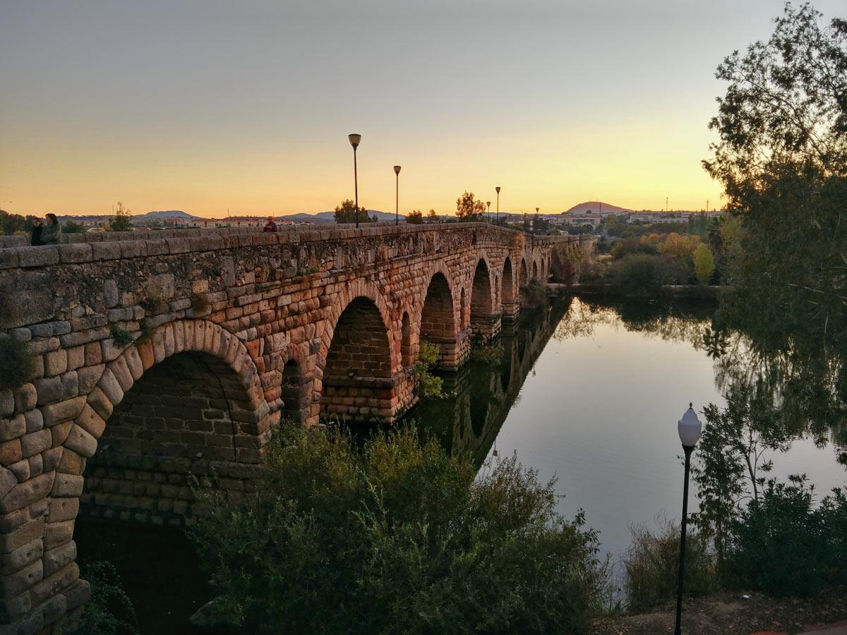 Puente Romano, Spanien